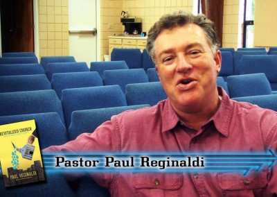 Revitalized Church book promo